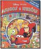 Procurar e Achar - Amigos e Heróis - Editora abril comunicacoes