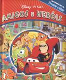 Procurar e Achar - Amigos e Heróis - Editora abril