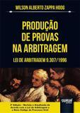 Produção De Provas Na Arbitragem - 3ª Ed. 2019 - Juruá