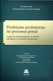 Proibições Probatórias no Processo Penal - Gazeta jurídica
