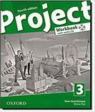 Project 3 - Workbook With Audio Cd-rom - 04 Ed - Oxford