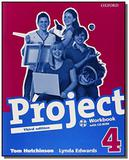 Project 4 wb pack 3 edition - Oxford