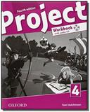 Project 4 wb w audio cd 4ed - Oxford
