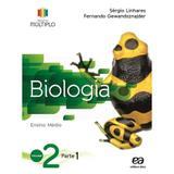 Projeto Multiplo Biologia Ensino Médio 2 - Atica