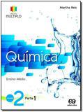 Projeto Multiplo - Química - Vol. 2 - 01Ed/14 - Atica
