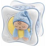 Projetor Rainbow Cube Azul Chicco 24302