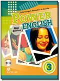 Promo-power english 3 students pack - new edition - Macmillan