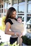 Promoção Wrap Sling, Canguru, Transportador Bebê, Bege - Sling mamãe e bebê