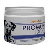 Promun Dog Suplemento Organnact - 150g