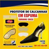 Protetor de Calcanhar - Espuma EVA - Adesiva - Msn