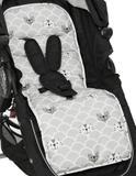 Protetor de Carrinho de Bebe Gatinhos - Momis petit