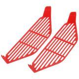 Protetor de Dedos para Drone DJI Spark em Decolagem nas Mãos Cor Vermelho - Sunnylife