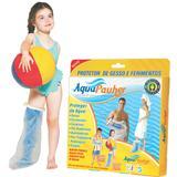 Protetor de Gesso Aqua pauher Kids Membro Inferior Perna AC053 Orthopauher