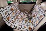 Protetor Pet Para Carro  Permeável Traseiro - Colleone enxovais