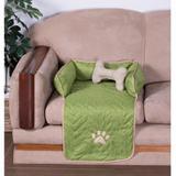 Protetor Pet Pequeno Para Sofá - Verde - Comfort pet