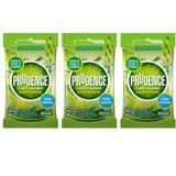 Prudence Aroma  Sabor Caipirinha Preservativos C/3 (Kit C/03)