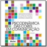 Psicodinamica das cores em comunicacao - Edgard blucher
