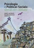 Psicologia e politicas sociais - Edufpa
