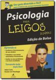 Psicologia Para Leigos - (Ed. Bolso) - Alta books