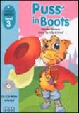 Puss in boots - students book - with  audio cd/cd-rom - Mm readers