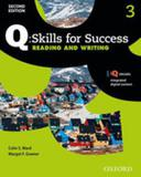 Q skills for success 3 - reading and writing - student book with iq online - second edition - Oxford university press do brasil