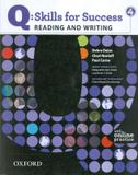 Q skills for success reading and writing 4 sb with student access code card - Oxford especial