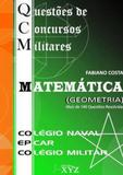 Qcm - questoes de concursos militares - colegio naval, epcar, colegio militar - matematica geometria - Xyz
