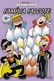 Quadrinhos Família Falcote - 28