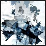 Quadro Abstrato Grande para Sala Moderno Texture Art 100x100cm - Decore pronto