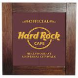 Quadro de Azulejo Hard Rock Cafe - Tecnolaser