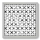 Quadro Decorativo - Abstrato - 33cm x 33cm - 072qnabb - Allodi