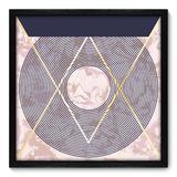 Quadro Decorativo - Abstrato - 50cm x 50cm - 179qnacp - Allodi