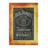 Quadro Decorativo Área de Lazer Jack Daniels 30x20 Mdf Adesivado - Atacadão do artesanato mdf