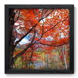 Quadro Decorativo - Árvore - 33cm x 33cm - 061qndbp - Allodi