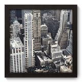 Quadro Decorativo - Cidade - 22cm x 22cm - 007qnuap - Allodi
