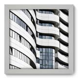 Quadro Decorativo - Cidade - 22cm x 22cm - 020qnuab - Allodi