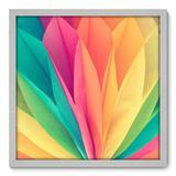 Quadro Decorativo - Cores - 50cm x 50cm - 038qnacb - Allodi