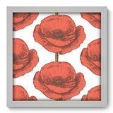 Quadro Decorativo - Flores - 33cm x 33cm - 025qnfbb - Allodi