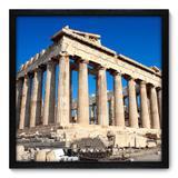 Quadro Decorativo - Grécia - 50cm x 50cm - 088qnmcp - Allodi