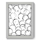 Quadro Decorativo - Grunge - 19cm x 25cm - 045qdub - Allodi