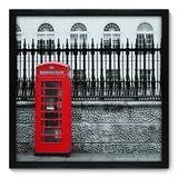Quadro Decorativo - Londres - 50cm x 50cm - 054qnmcp - Allodi