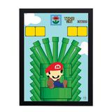 Quadro Decorativo Mário Game Of Thrones 33x45cm - Cantaki