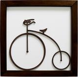 Quadro Decorativo - Modelo Bicycle - Me criative