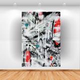 Quadro Decorativo Modern Art 70x50cm Vertical Click Brands