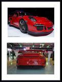 Quadro Decorativo Porsche 911 GT3 RS 90x120cm - Decore pronto