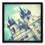 Quadro Decorativo - Praga - 50cm x 50cm - 097qnmcp - Allodi
