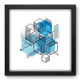 Quadro Decorativo - Projeto - 33cm x 33cm - 120qnabp - Allodi