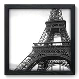 Quadro Decorativo - Torre Eiffel - 33cm x 33cm - 034qnmbp - Allodi