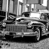 Quadro Dodge 1947 por Eduardo Scaravaglione - Cuadrado