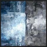 Quadro Grande Abstrato Moderno para Sala Texture Art 100x100cm - Decore pronto